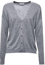 edc by Esprit 078cc1i004, Cardigan Donna, Grigio (Dark Grey 5 024), Small