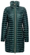 ESPRIT Collection 088eo1g002, Giubbotto Donna, Verde (Bottle Green 385), Small
