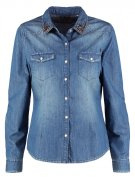 TOY - Camicia - dark denim