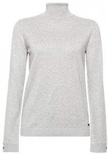 edc by Esprit 098cc1i002, Felpa Donna, Grigio (Light Grey 5 044), XX-Large