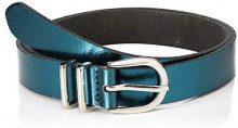 ESPRIT Accessoires 098ea1s007, Cintura Donna, Verde (Dark Teal Green 375), 5 (Taglia Produttore: 85)