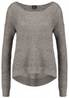 VICARRI - Maglione - medium grey melange