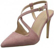 New Look Torrential, Scarpe con Cinturino alla Caviglia Donna, (Light Pink 70), 37 EU