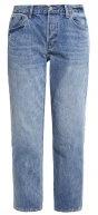 Jeans a sigaretta - light indigo