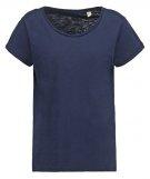 T-shirt basic - cinder blue