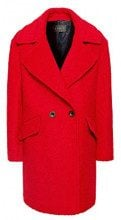 ESPRIT Collection 108eo1g019, Giubbotto Donna, Rosso (Red 630), Small