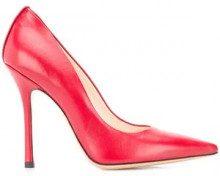 - Marc Ellis - stiletto pumps - women - pelle - 40, 39, 41, 36, 37, 38 - di colore rosso