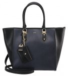 AMETRINE - Shopping bag - navy