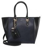 AMETRINE - Shopping bag - navy