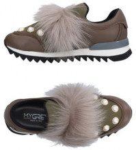 MY GREY  - CALZATURE - Sneakers & Tennis shoes basse - su YOOX.com