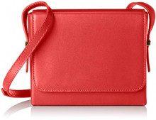 Vagabond Waterloo - Borse a spalla Donna, Rosso (Red), 5.7x13x15.5 cm (B x H T)