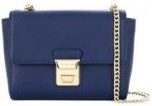 - Lancaster - Borsa a spalla - women - pelle - Taglia Unica - di colore blu