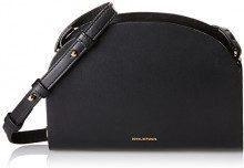 Royal RepubliQ Galax Curve Evening Bag, Donna Borse a spalla, Nero (Black) 6.5x14x20 cm (B x H x T)
