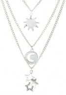 GRECY - Collana - silver-coloured