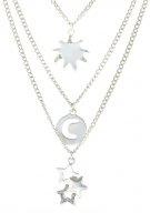 GRECY - Collana - silver-coloured