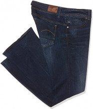 G-Star Raw Midge Saddle Mid Bootleg Wmn, Jeans Donna, Blu (Dark Aged 89.6553), W29/L26