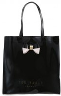 ELACON - Shopping bag - black