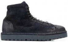 - Marsèll - high top sneaker boots - women - gomma/pelle - 37, 39, 40, 38.5, 41, 38 - di colore blu