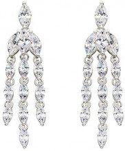 Elements Silver Orecchini a pendolo e goccia Donna argento - E5709C