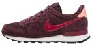 INTERNATIONALIST - Sneakers basse - night maroon/noble red