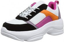 New Look Mentality, Sneaker Donna, (Mulit-Coloured 99), 42 EU
