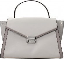 Borse a Mano Michael Kors withney lg Donna Grigio