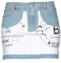 LE VOLIÈRE  - JEANS - Gonne jeans - su YOOX.com