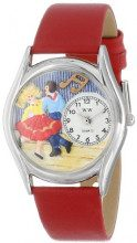 Whimsical Watches Analogico al Quarzo Orologio da Polso S-0510007