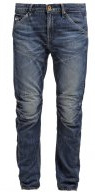 5620 3D LOW BOYFRIEND - Jeans baggy - halton denim