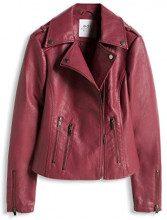edc by Esprit - In Verschiedenen Farben, Giacca da donna, rosso (garnet red 620), 44 (Taglia produttore: XXL)