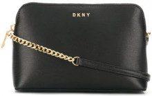 - DKNY - Bryant cross body bag - women - pelle - Taglia Unica - di colore nero