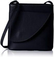 Bags4Less Linet - Borse a tracolla Donna, Blau (Dunkelblau), 6x18x18 cm (B x H T)