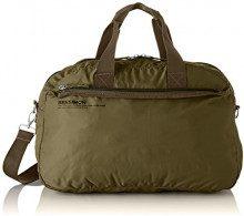 Bensimon Sport Bag - Borse a tracolla Donna, Vert (Kaki), 12x28x45 cm (W x H L)