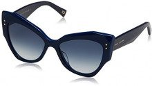 Marc Jacobs Marc 116/S IT OJC 52, Occhiali da Sole Donna, Blu Bluette SF