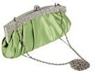 Perfect Handbags, Poschette giorno donna verde verde small