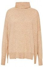 ESPRIT Collection 108eo1i011, Felpa Donna, Marrone (Camel 5 234), Large