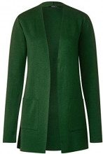 Cecil 252731, Cardigan Donna, Grün (Fresh Meadow Green 11236), Large