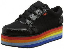Rocket Dog Reagle, Sneaker Donna, Nero Black, 40 EU