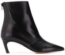 - Marc Ellis - pointed ankle boots - women - pelle/gomma - 40, 39, 36, 38, 41, 37 - di colore nero
