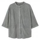 SHEILA - Giacca di pelle - grey