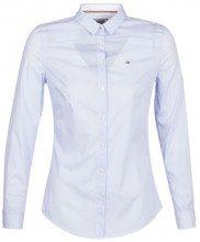 Camicia Tommy Jeans  TJW ORIGINAL STRIPE STRETCH SHIRT