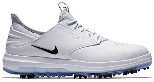 pretty nice daabf 789d4 NIKE Air Zoom Direct, Scarpe da Golf Uomo, (White/Black/Metallic Silver  100), 46 EU. Immagini prodotto. NIKE
