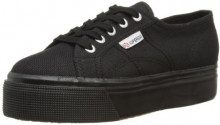 Superga 2790 Acotw Linea Up and Down, Sneaker Donna, Nero (996), 36 EU (3.5 UK)