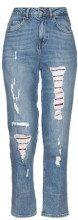 GIGI HADID x TOMMY HILFIGER  - JEANS - Pantaloni jeans - su YOOX.com