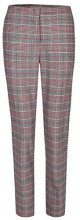 Daniel Hechter Tailored Trousers, Pantaloni Donna, Rosso (Chilli 320), 46