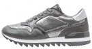 Sneakers basse - dark grey/silver