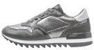 Sneakers basse - dark grey/silver