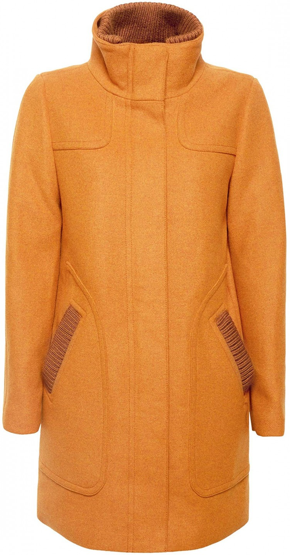 Large cinnamon Arancione Esprit 108ee1g006 Donna Giubbotto 800 IqYxWnBUwO