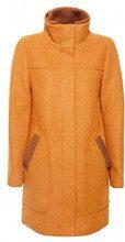 ESPRIT 108ee1g006, Giubbotto Donna, Arancione (Cinnamon 800), Large