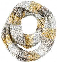 s.Oliver 39.809.91.3624, Sciarpa Donna, Braun (Brown Knit 84x1) Unica (Taglia Produttore: 1)